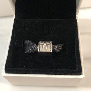 Pandora treasure chest charm